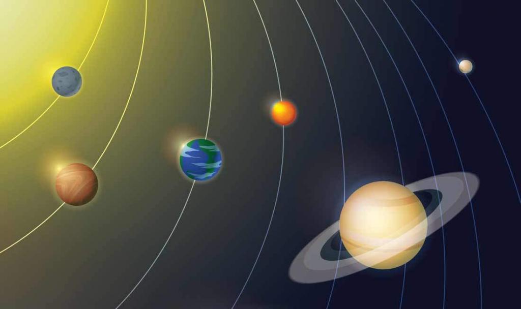 Saturn-pluto