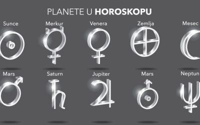 Planete u Horoskopu – Kako nas definišu?